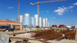 Nagyszabású tartálygyártási projekt a PATENT Kft-nél